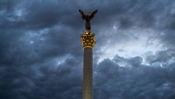 Монумент Независимости Украины в Киеве. Архивное фото