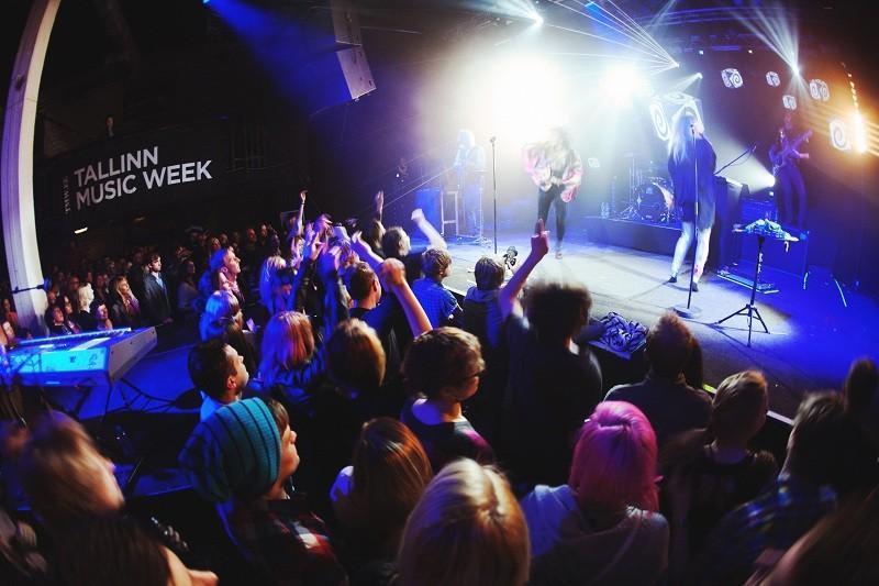 Tallinn Music Week: новая музыка и не только