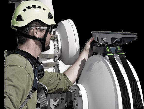 «Юстировка антенн с помощью 3Z RF Vision»
