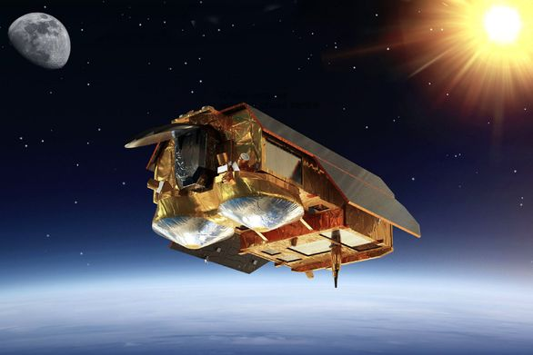Airbus выбран ЕКА для новой топографической миссии по изучению полярного льда и снега