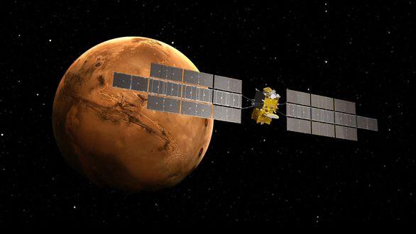Airbus доставит на Землю первые образцы грунта с Марса по заказу Европейского космического агентства