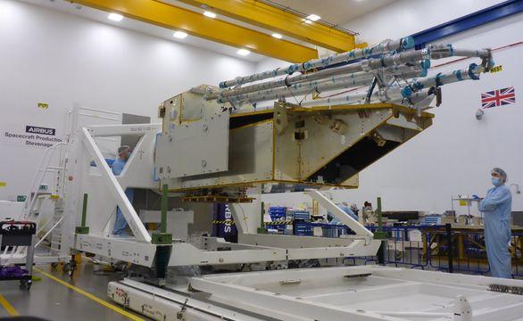 Airbus строит спутник для оценки лесной биомассы