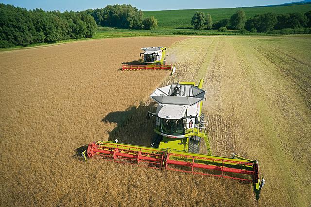 В 2018 году ГК «РУСАГРО» получит первый урожай на базе технологий точного земледелия и системы CEMOS AUTOMATIC