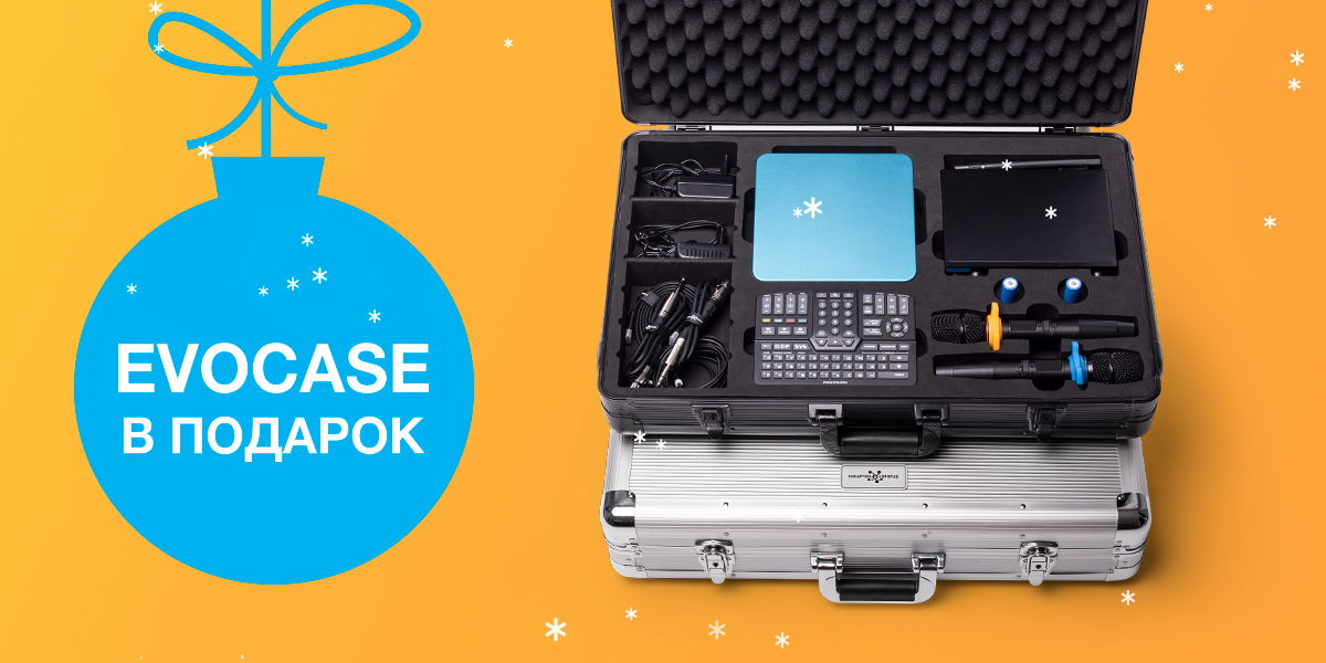 Evolution Lite2 Premium система караоке для домашнего использования