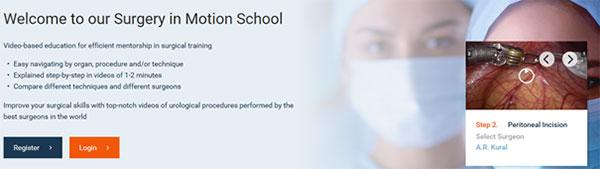 Surgery in Motion School Update