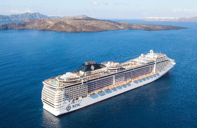 Yeni trend: Cruise gemisinde evlilik