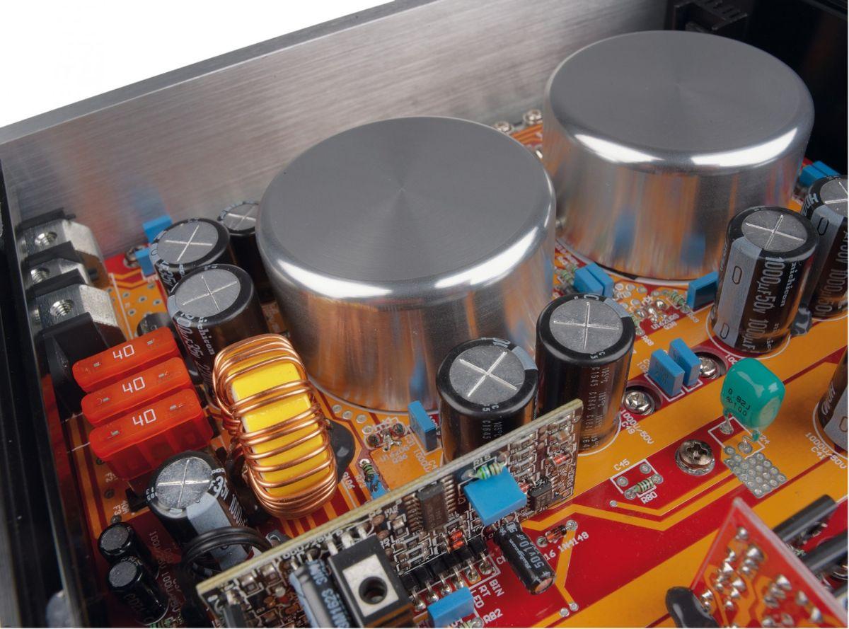 GROUND ZERO GZPA 4SQ/ GZPA 2SQ / Plutonium Series/ High Performance SQ.