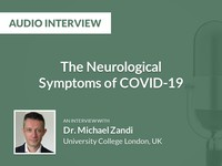The neurological  symptoms of COVID-19
