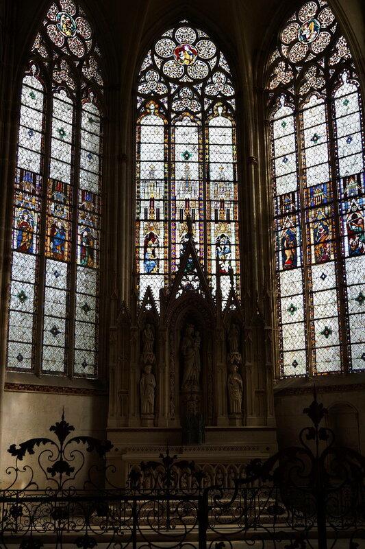 Свет и кружева французской готики. Руанский собор.
