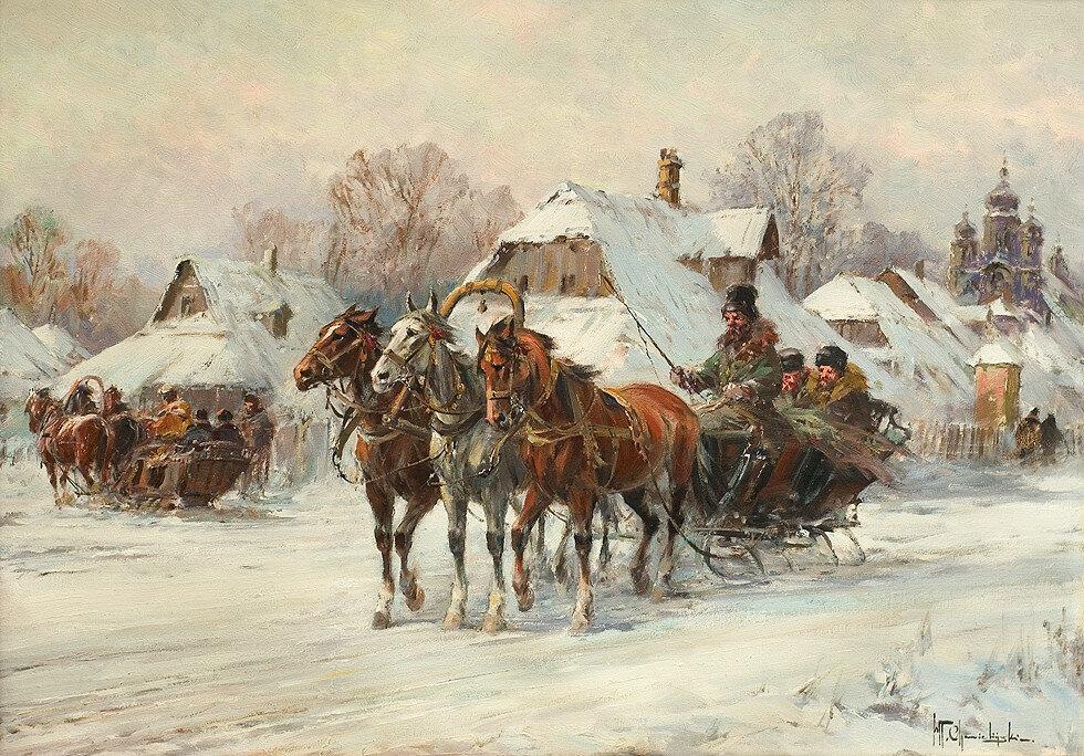 Польский художник Wladyslaw Chmielinski 2.jpg