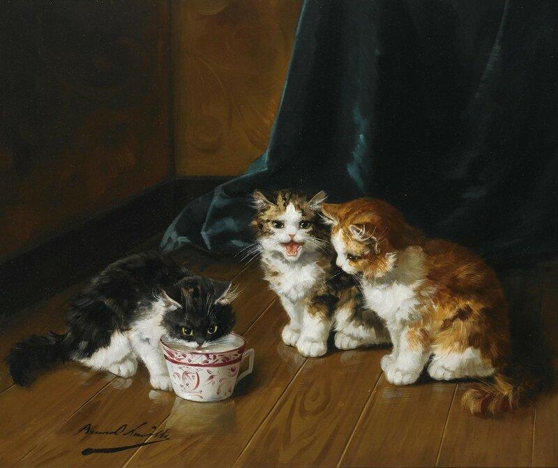Котята у чашки с молоком.jpg