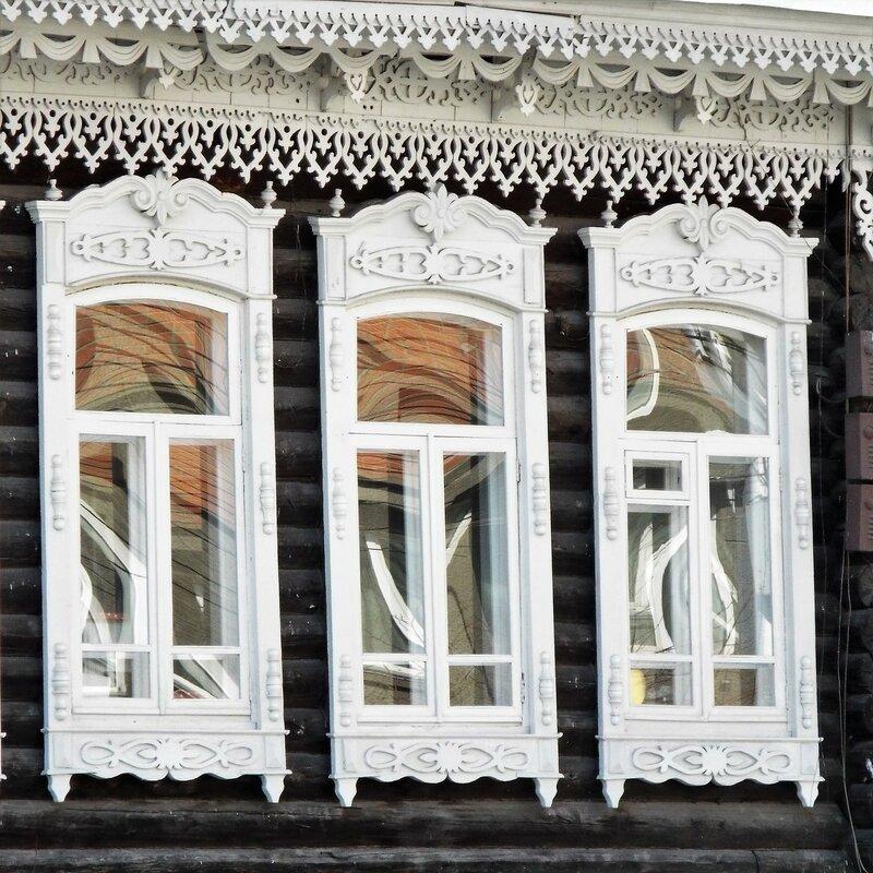 Новосибирск кружевной