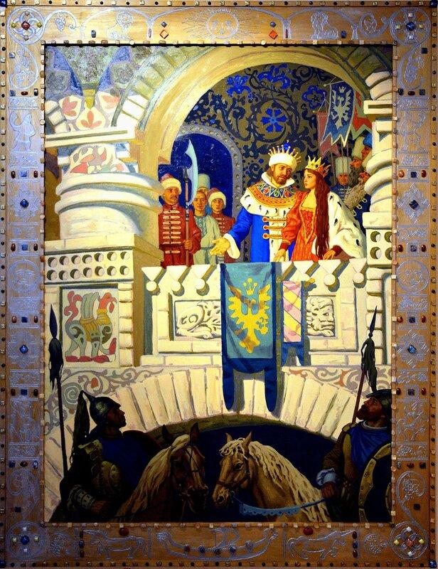 Сказка о мёртвой царевне и семи богатырях. Павел Попов _DSC1644.JPG