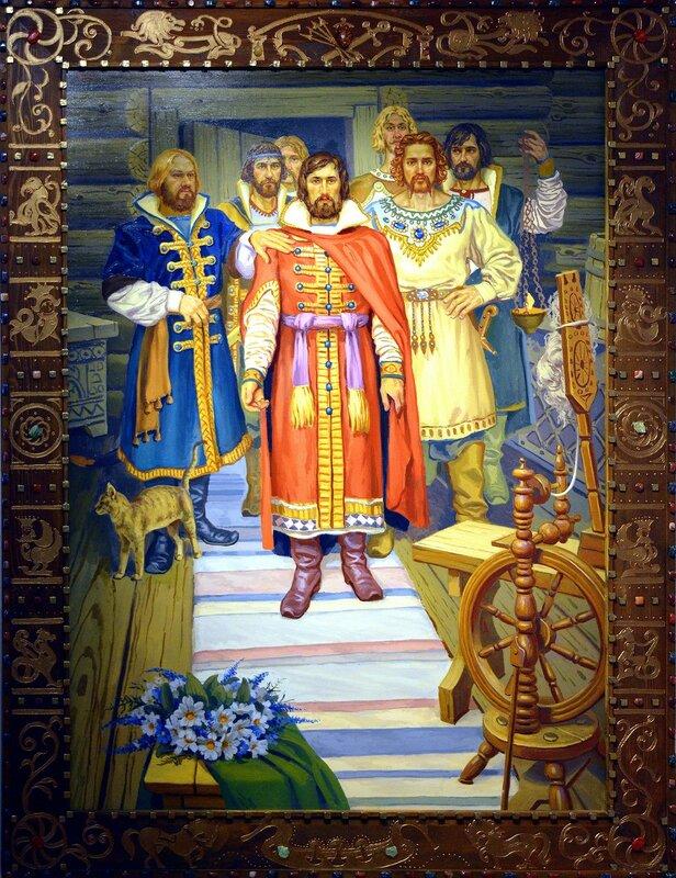 Сказка о мёртвой царевне и семи богатырях. Павел Попов _DSC1655.JPG