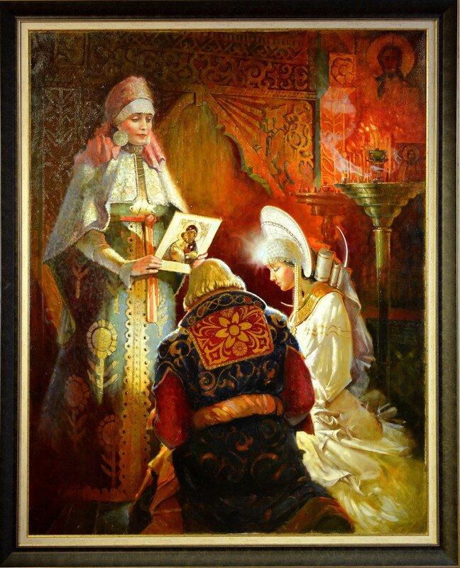 Сказка о царе Салтане. Андрей Прохоров _DSC1639.JPG