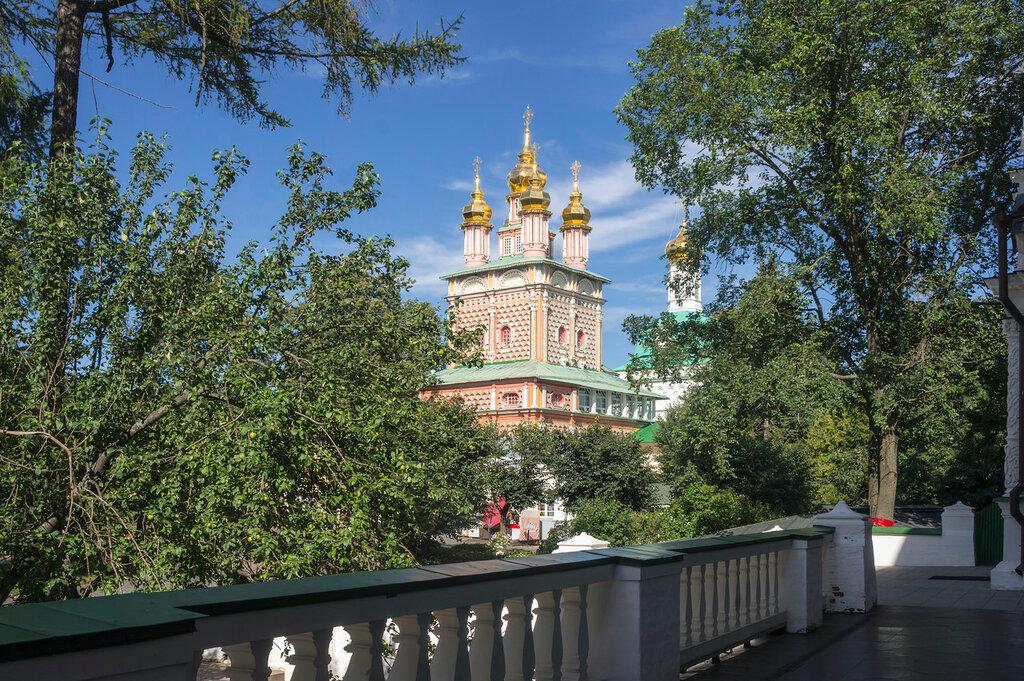 Предтеченский храм Троице-Сергиевой Лавры