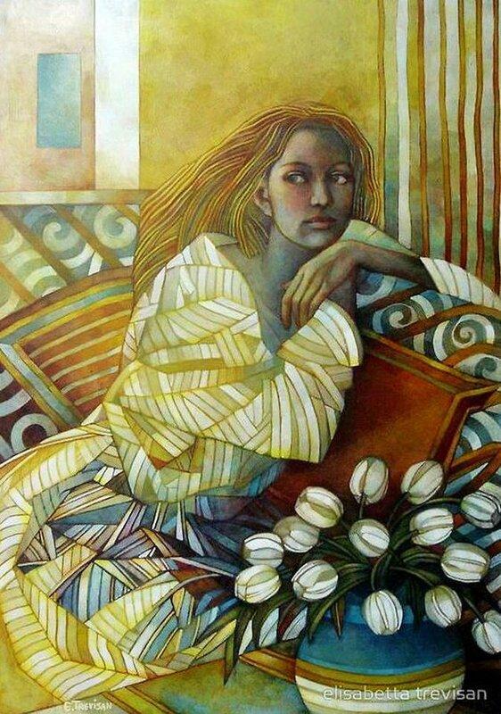 Художник Elisabetta Trevisan