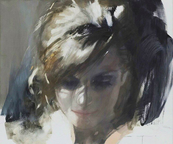 Художница Christine Comyn