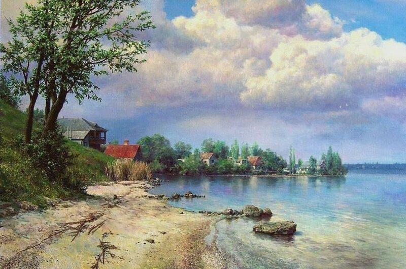 Андрей Огурцов. Майские грозы
