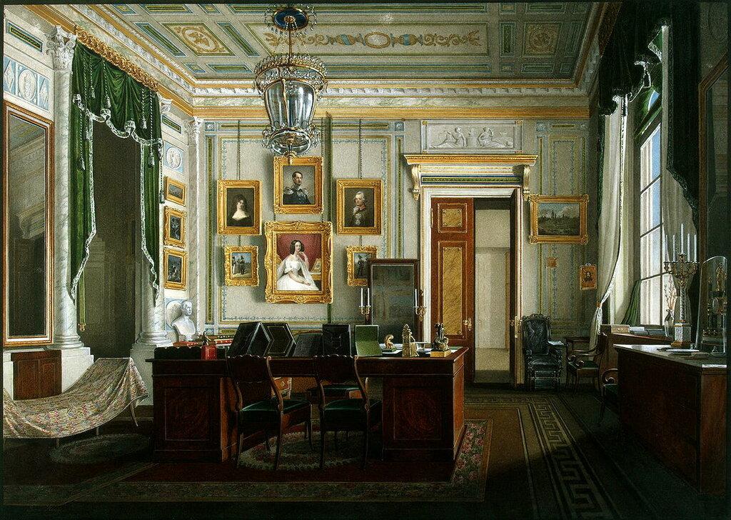 Виды-залов-Зимнего-дворца.-Кабинет-императора-Александра-II.jpg