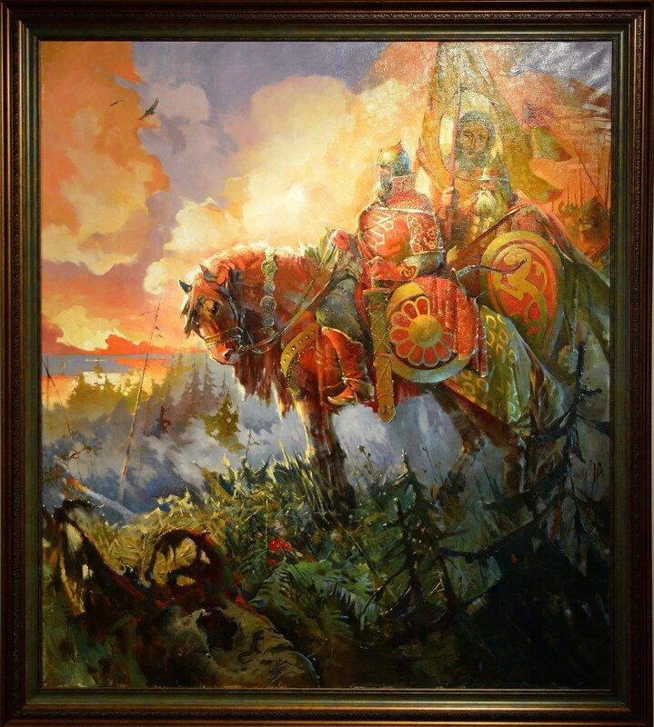 Сказка о царе Салтане. Андрей Прохоров _DSC1630.JPG