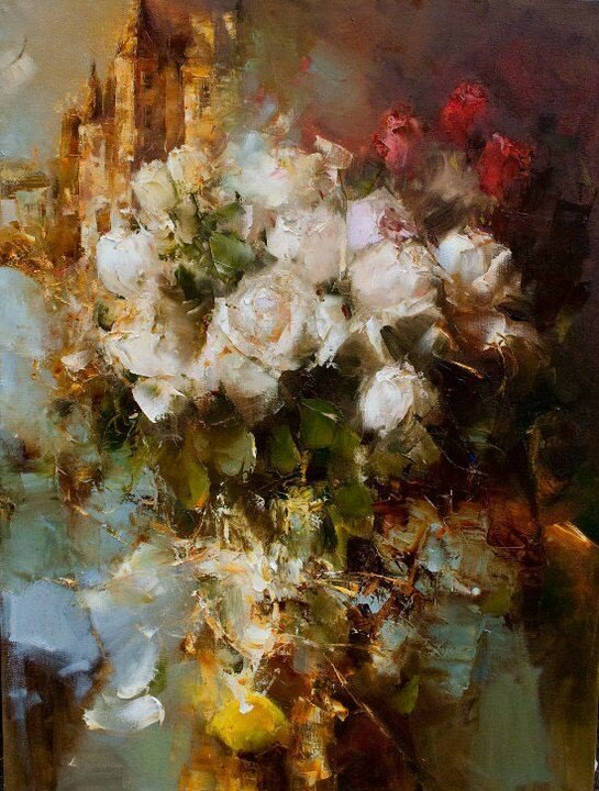 Привалихина Анжелика.Цветы