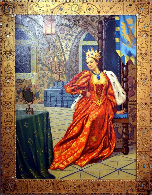 Сказка о мёртвой царевне и семи богатырях. Павел Попов _DSC1657.JPG