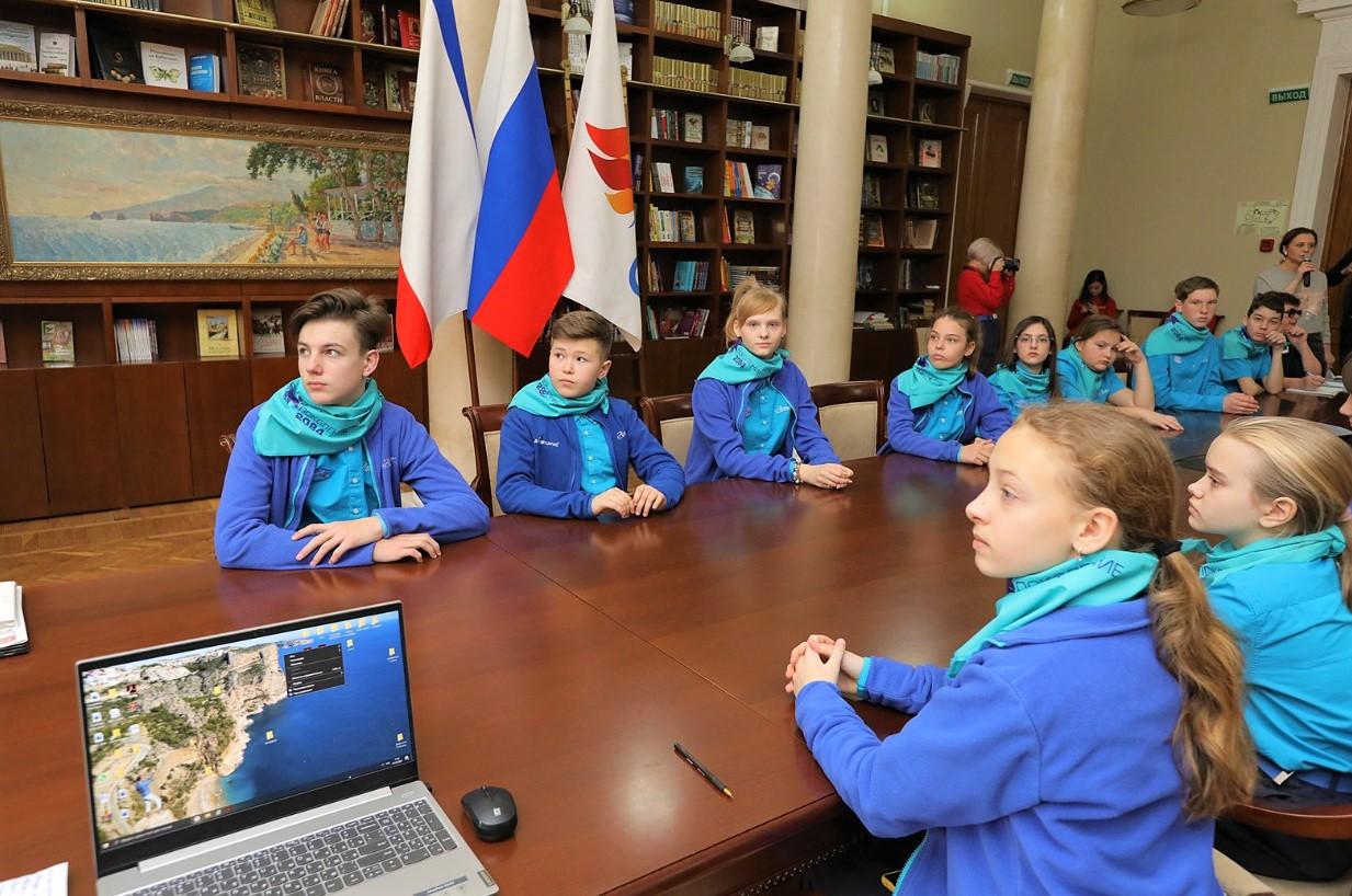 Директор МДЦ ''Артек'' Константин Федоренко