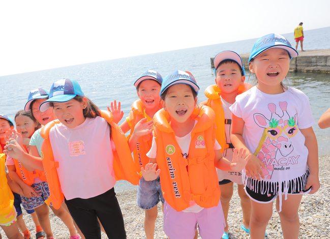 В МДЦ «Артек» прибыли дети из Якутии
