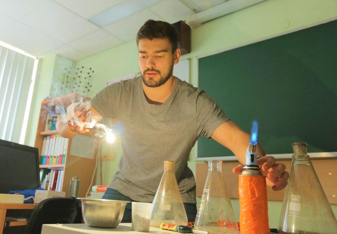 В МДЦ «Артек» стартовал марафон идей и научных открытий «Изобретания»