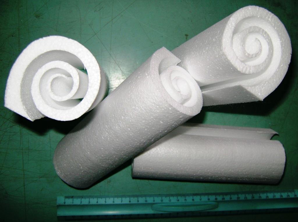 витые модели деталей кресла - Рис. 1.г Примеры изготовления моделей вырезанием проволокой