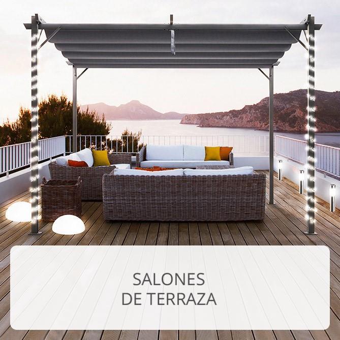 Salones de terraza