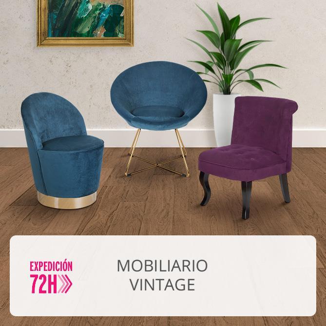 Mobiliario vintage