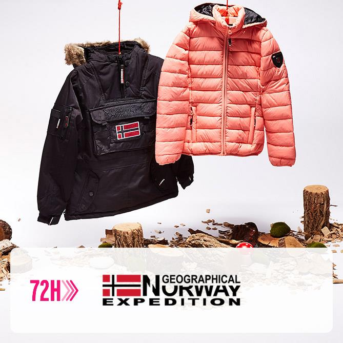 Geographical Norway / Canadian Peaks Kids