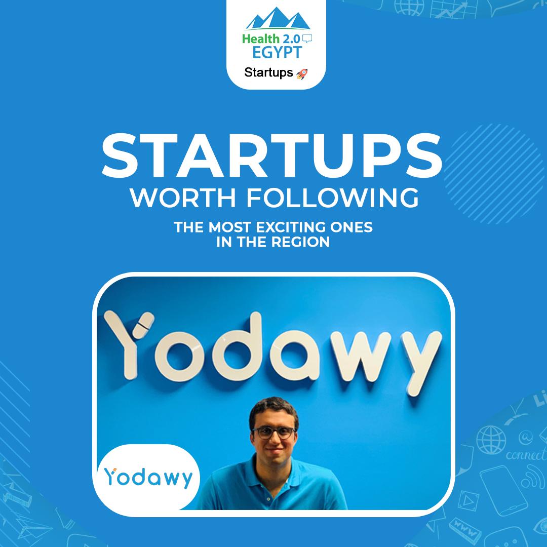 Yodawy health tech startup