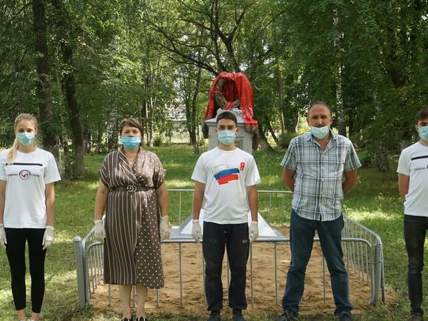 В Ардатове прошла акция в преддверии «Диктанта Победы»