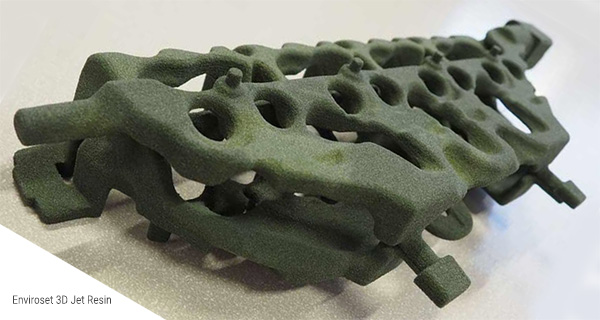 Enviroset 3D Jet Resin