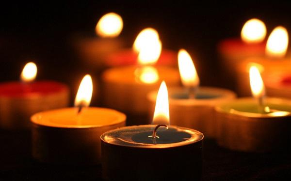 Жители Волгоградской области зажгли «Свечу памяти»