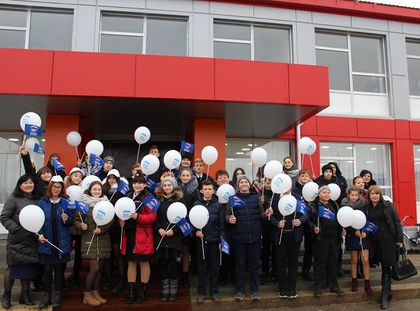 Активисты местных отделений Партии приняли участие в мероприятиях, посвященных Дню Конституции