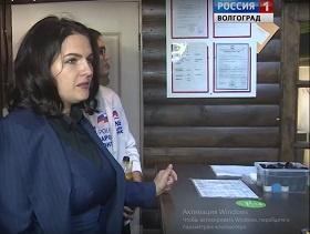 Анна Кувычко провела рейды по борьбе с «наливайками» в Волгограде