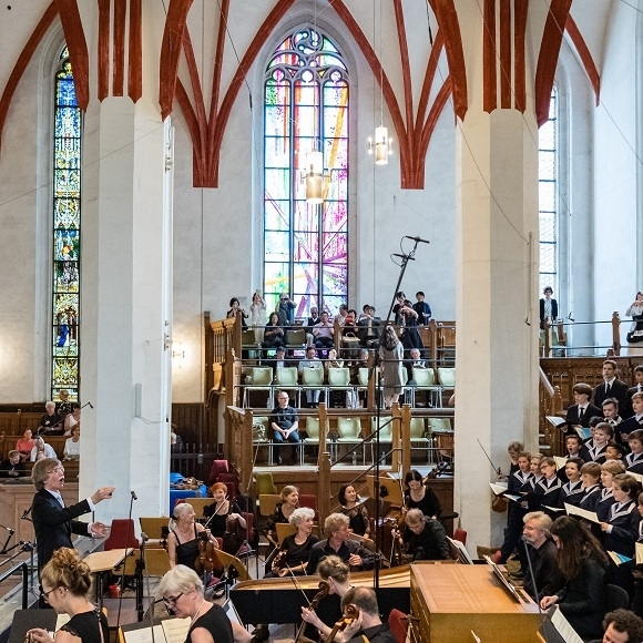 Concert at St. Thomas Church_Leipzig Bach Festival