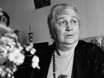 Портрет поэтессы Анны Ахматовой. Фото.
