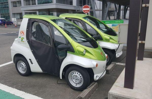 С Приморского конвейера сойдут электромобили японо-российского производителя