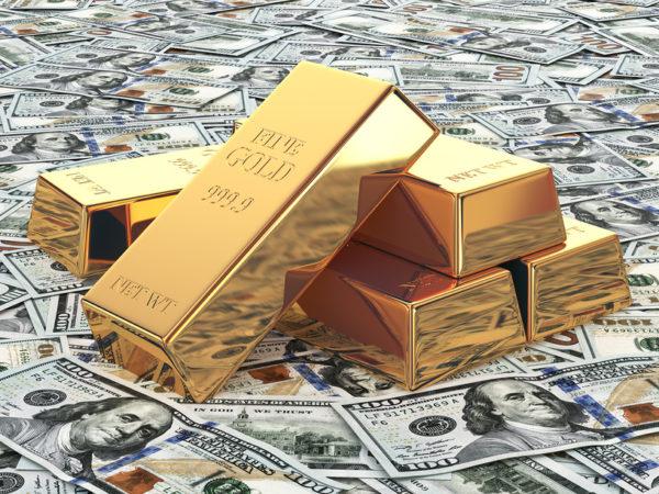 Аналитики: цены на золото зависят от ситуации в США