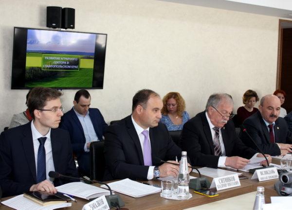 В аграрный сектор Ставропольского края инвестируют 22 млрд рублей