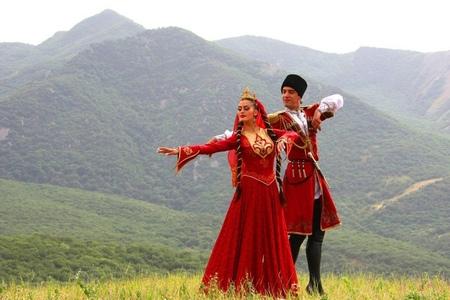 1 день: дорога на Кавказ
