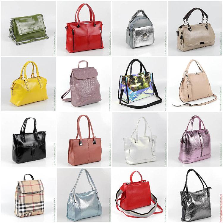 49 Новых моделей сумок и рюкзаков