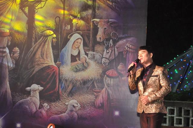 Đêm Thánh Ca Hát Mừng Con Thiên Chúa Giáng Trần Tại Giáo Xứ Tân Thông - Ảnh minh hoạ 13