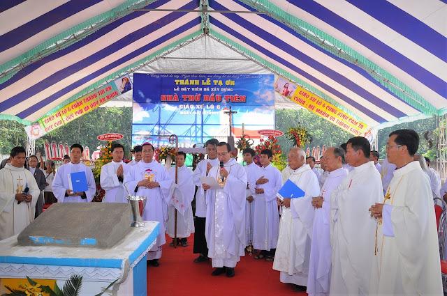 Lễ Đặt Viên Đá Đầu Tiên Xây Dựng Nhà Thờ Giáo Xứ Lô 6 - Ảnh minh hoạ 11