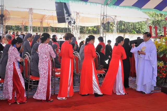 Lễ Đặt Viên Đá Đầu Tiên Xây Dựng Nhà Thờ Giáo Xứ Lô 6 - Ảnh minh hoạ 35